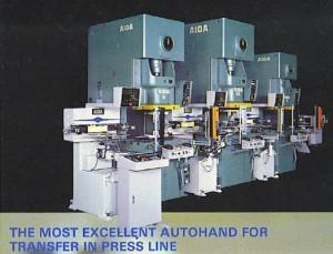 AutoHand Robot Aida