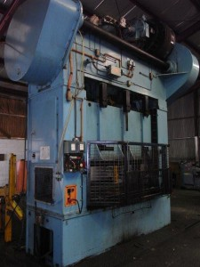 Bliss Welded Products Press
