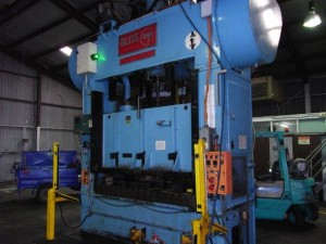 Bliss Welded Products Press2